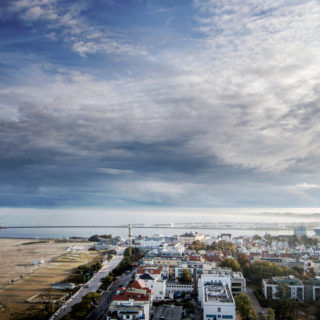 2016-10-10 Panorama Warnemünde