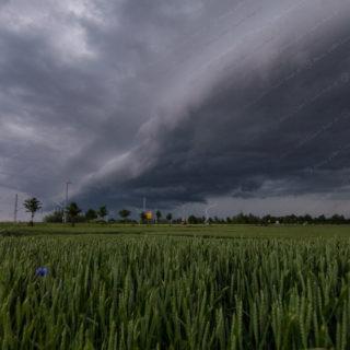 2017-06-06 Unwetter über Rostock