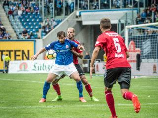 3.Liga – 17/18 – FC Hansa Rostock vs. SG Sonnenhof Grossaspach