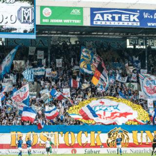 3.Liga – 17/18 – FC Hansa Rostock vs. SV Meppen