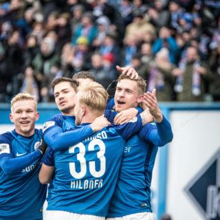 3.Liga – 17/18 – FC Hansa Rostock vs. Chemnitzer FC